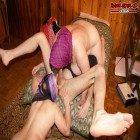 Old girls in hot fucking and sucking action
