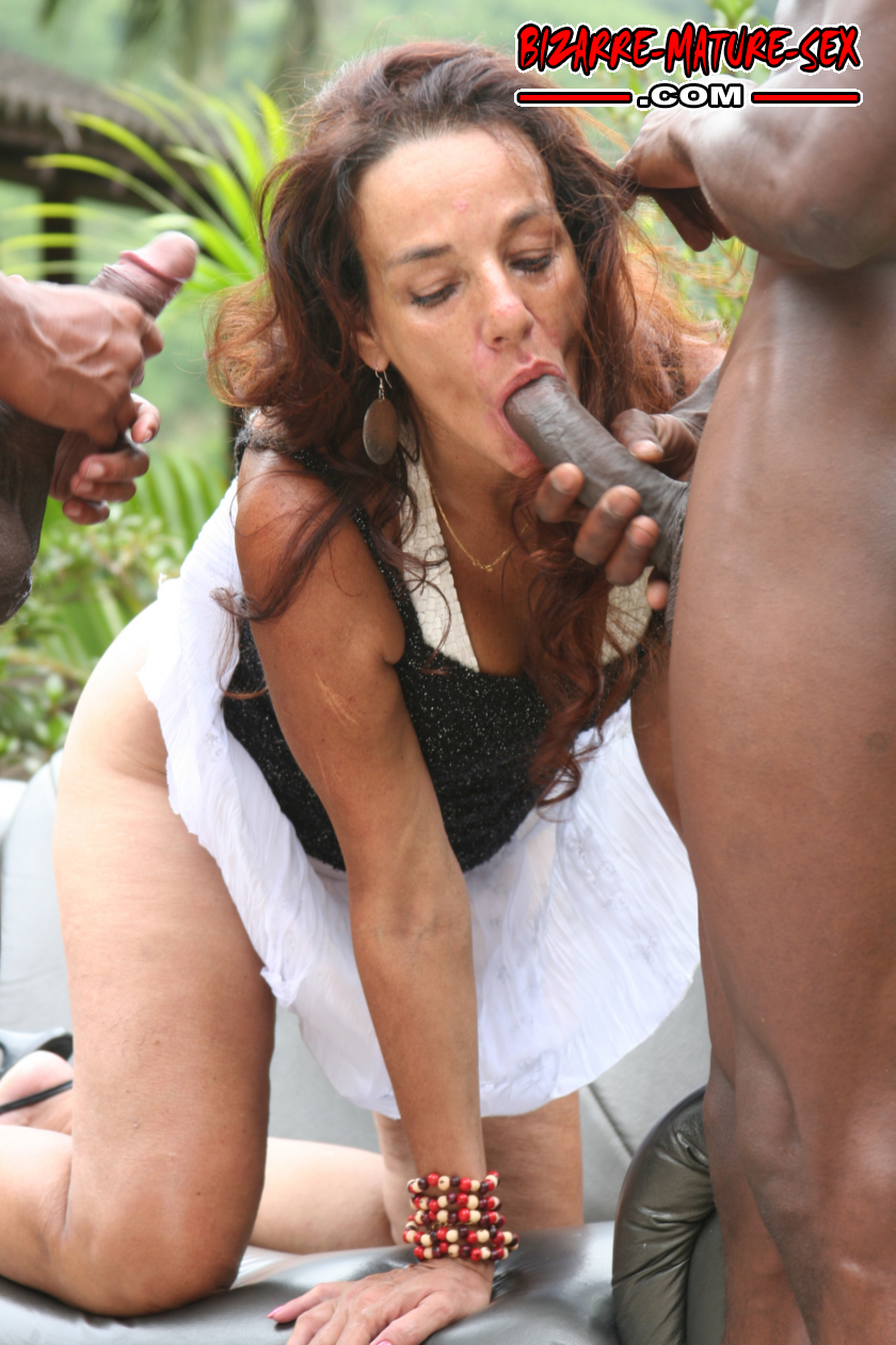 Wife wants black cock tube