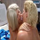 Horny mature slut having kinky fun with a teeny