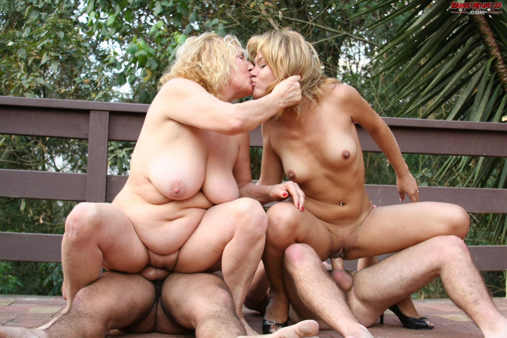 Gay Lovers In The Foursome