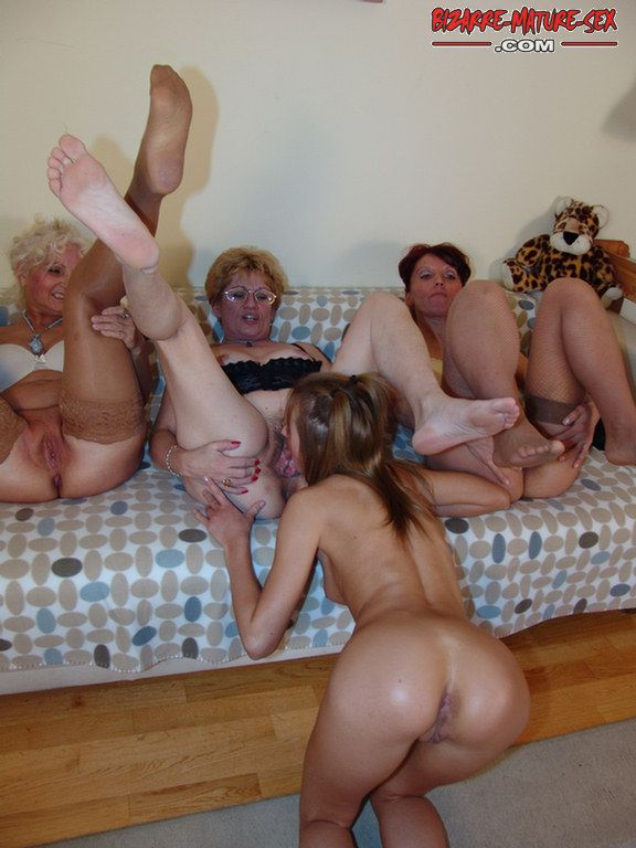 Female mature sluts
