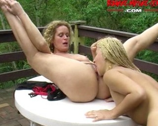 Horny lesbians fisting eachother