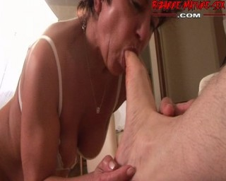 ass licking cum eating slut