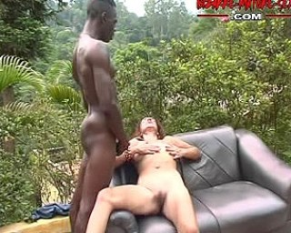 Piss, analsex and two black cocks is what she wants