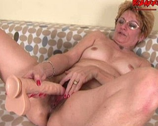 Piss granny's mouth full and let her play
