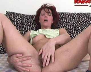 She loves toys up her holes and licks ass
