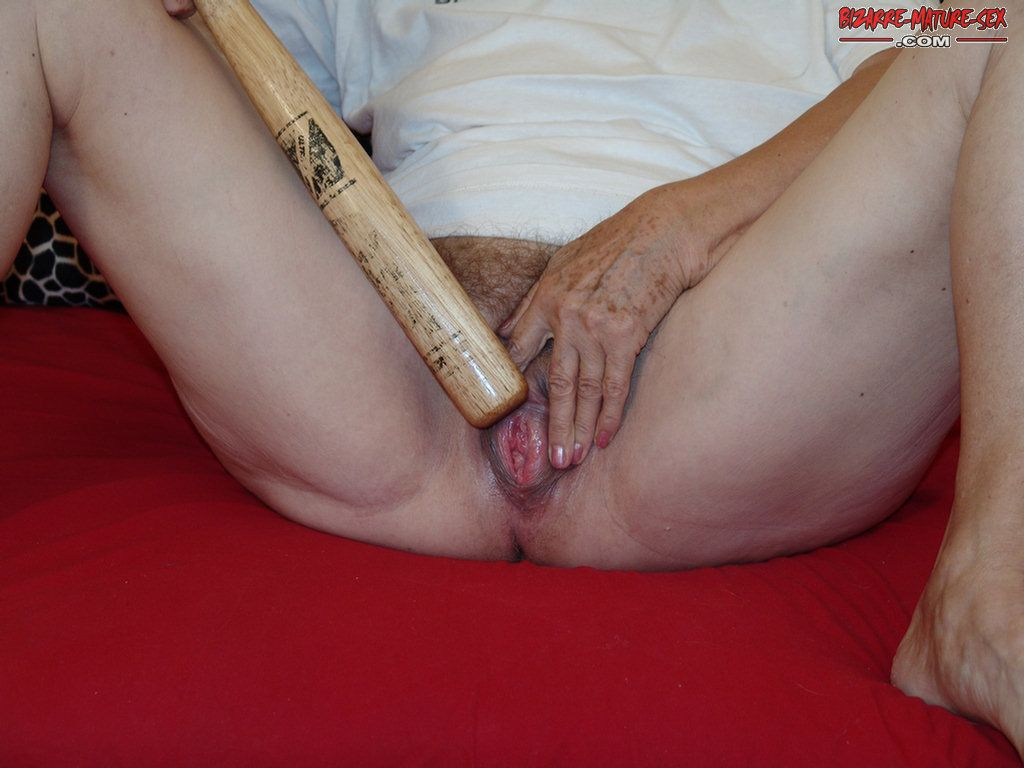 Are mature baseball bat sex share