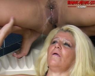 fat mature lesbian action